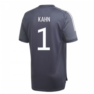 2020-2021 Germany Adidas Training Shirt (Onix) (KAHN 1)