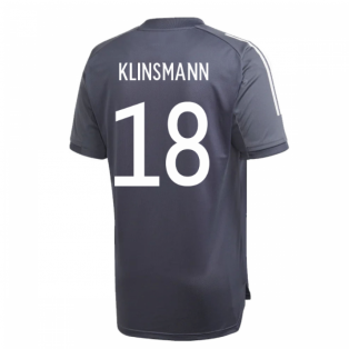 2020-2021 Germany Adidas Training Shirt (Onix) (KLINSMANN 18)