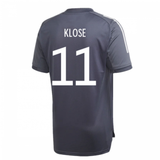 2020-2021 Germany Adidas Training Shirt (Onix) (KLOSE 11)
