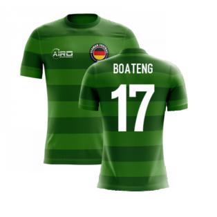2020-2021 Germany Airo Concept Away Shirt (Boateng 17) - Kids