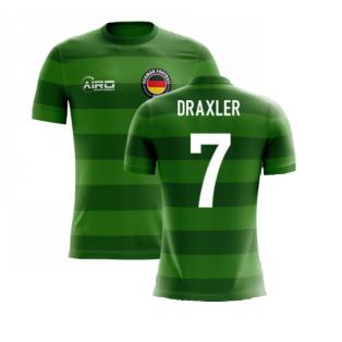 2020-2021 Germany Airo Concept Away Shirt (Draxler 7) - Kids