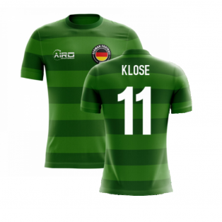 2020-2021 Germany Airo Concept Away Shirt (Klose 11)