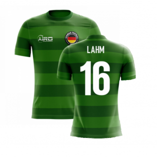 2020-2021 Germany Airo Concept Away Shirt (Lahm 16) - Kids