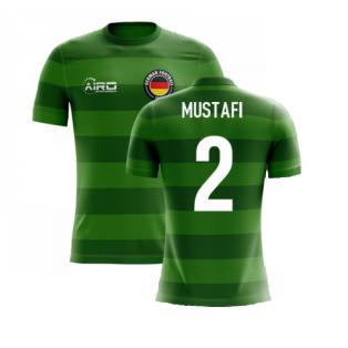 2020-2021 Germany Airo Concept Away Shirt (Mustafi 2) - Kids