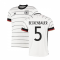 2020-2021 Germany Authentic Home Adidas Football Shirt (BECKENBAUER 5)