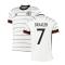 2020-2021 Germany Authentic Home Adidas Football Shirt (DRAXLER 7)
