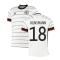 2020-2021 Germany Authentic Home Adidas Football Shirt (KLINSMANN 18)
