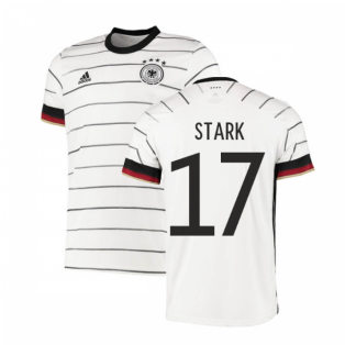 2020-2021 Germany Authentic Home Adidas Football Shirt (STARK 17)