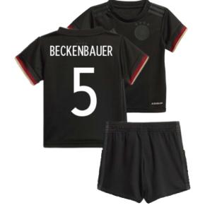 2020-2021 Germany Away Baby Kit (BECKENBAUER 5)