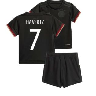 2020-2021 Germany Away Baby Kit (HAVERTZ 7)