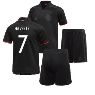 2020-2021 Germany Away Mini Kit (HAVERTZ 7)