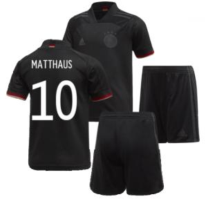 2020-2021 Germany Away Mini Kit (MATTHAUS 10)