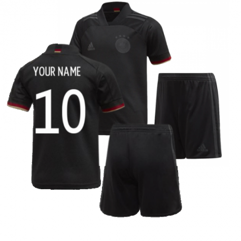 2020-2021 Germany Away Mini Kit (Your Name)