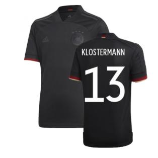 2020-2021 Germany Away Shirt (Kids) (KLOSTERMANN 13)