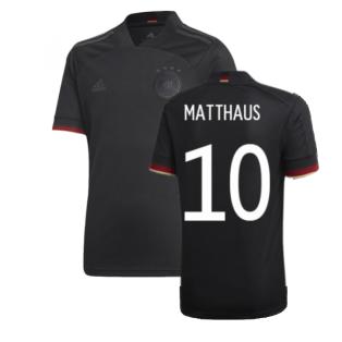 2020-2021 Germany Away Shirt (Kids) (MATTHAUS 10)