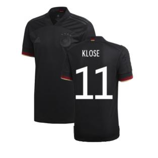 2020-2021 Germany Away Shirt (KLOSE 11)