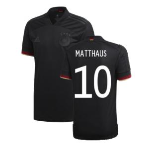 2020-2021 Germany Away Shirt (MATTHAUS 10)