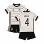 2020-2021 Germany Home Adidas Baby Kit (GINTER 4)