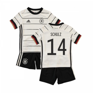 2020-2021 Germany Home Adidas Baby Kit (SCHULZ 14)