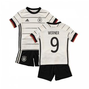 2020-2021 Germany Home Adidas Baby Kit (WERNER 9)