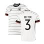 2020-2021 Germany Home Adidas Football Shirt (HECTOR 3)