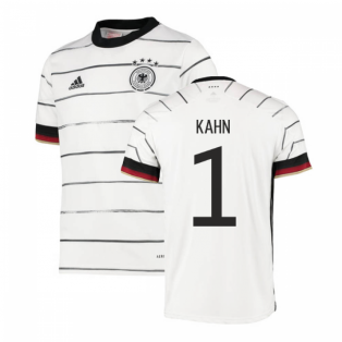 2020-2021 Germany Home Adidas Football Shirt (Kids) (KAHN 1)