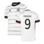 2020-2021 Germany Home Adidas Football Shirt (Kids) (PODOLSKI 9)