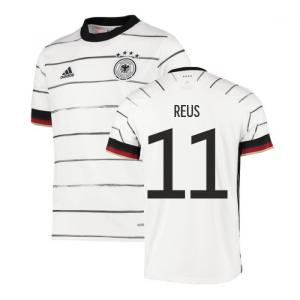 2020-2021 Germany Home Adidas Football Shirt (Kids) (REUS 11)