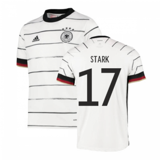 2020-2021 Germany Home Adidas Football Shirt (Kids) (STARK 17)