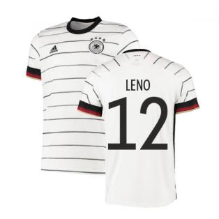 2020-2021 Germany Home Adidas Football Shirt (LENO 12)