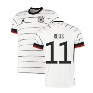 2020-2021 Germany Home Adidas Football Shirt (REUS 11)