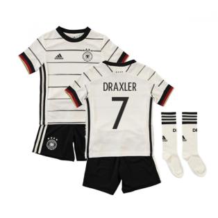 2020-2021 Germany Home Adidas Mini Kit (DRAXLER 7)