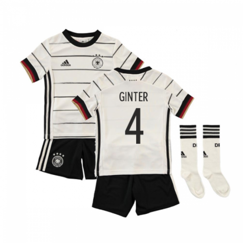 2020-2021 Germany Home Adidas Mini Kit (GINTER 4)