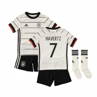 2020-2021 Germany Home Adidas Mini Kit (HAVERTZ 7)