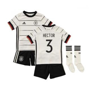 2020-2021 Germany Home Adidas Mini Kit (HECTOR 3)