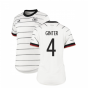 2020-2021 Germany Home Adidas Womens Shirt (GINTER 4)