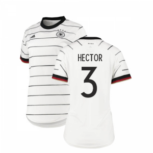2020-2021 Germany Home Adidas Womens Shirt (HECTOR 3)
