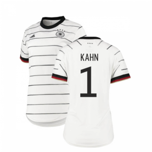 2020-2021 Germany Home Adidas Womens Shirt (KAHN 1)