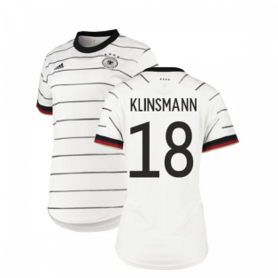 2020-2021 Germany Home Adidas Womens Shirt (KLINSMANN 18)