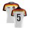 2020-2021 Germany Home Concept Football Shirt (Beckenbauer 5) - Kids