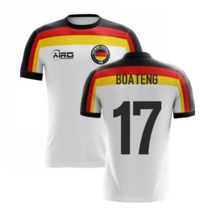 2020-2021 Germany Home Concept Football Shirt (Boateng 17) - Kids