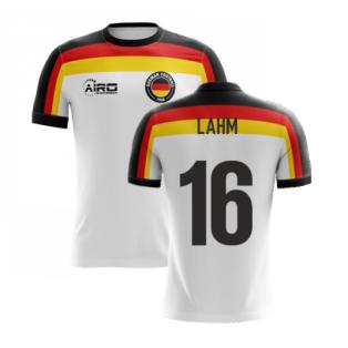 2020-2021 Germany Home Concept Football Shirt (Lahm 16) - Kids