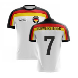 2020-2021 Germany Home Concept Football Shirt (Schweinsteiger 7) - Kids