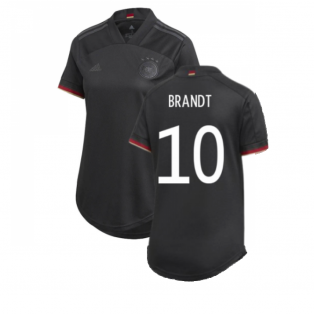 2020-2021 Germany Womens Away Shirt (BRANDT 10)