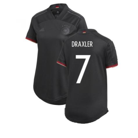 2020-2021 Germany Womens Away Shirt (DRAXLER 7)