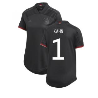 2020-2021 Germany Womens Away Shirt (KAHN 1)