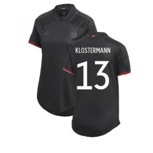 2020-2021 Germany Womens Away Shirt (KLOSTERMANN 13)