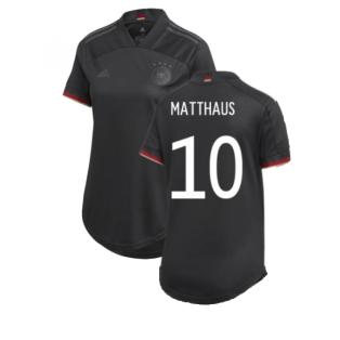 2020-2021 Germany Womens Away Shirt (MATTHAUS 10)