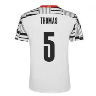2020-2021 Ghana Home Shirt (THOMAS 5)