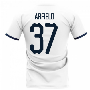 2020-2021 Glasgow Away Concept Football Shirt (ARFIELD 37)